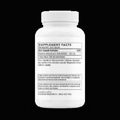 PharmaGABA-250 FACTS