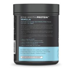 Bone Broth Protein Vanilla FACTS