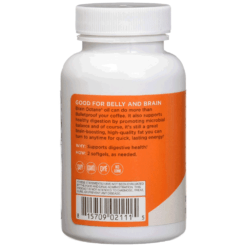 Brain Octane Softgels FACTS