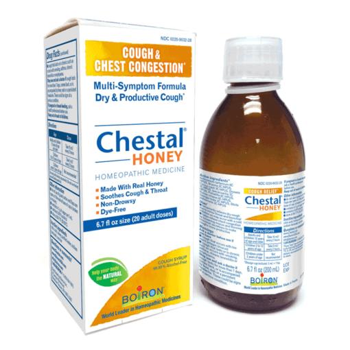 Chestal Honey