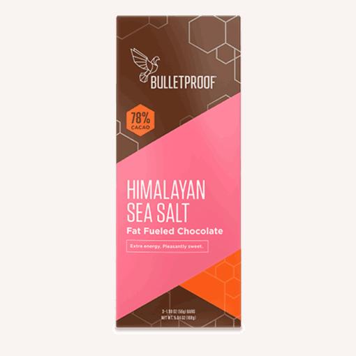 Chocolate Fuel Bars Sea Salt