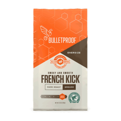 Coffee Ground French Kick