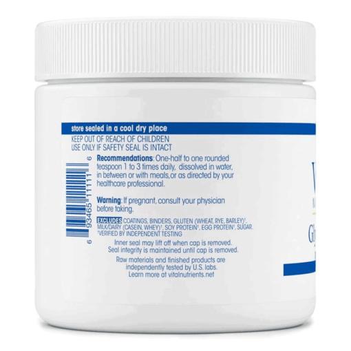 Glycine powder FACTS