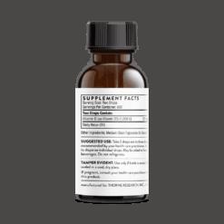 Vitamin D liquid FACTS