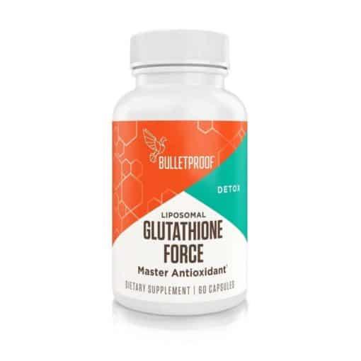 Liposomal Glutathione Force 60 caps
