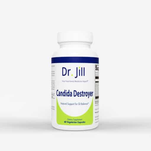 Dr. Jill's Health Candida