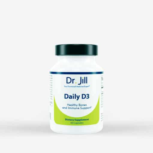 Dr. Jill's Health Daily D3
