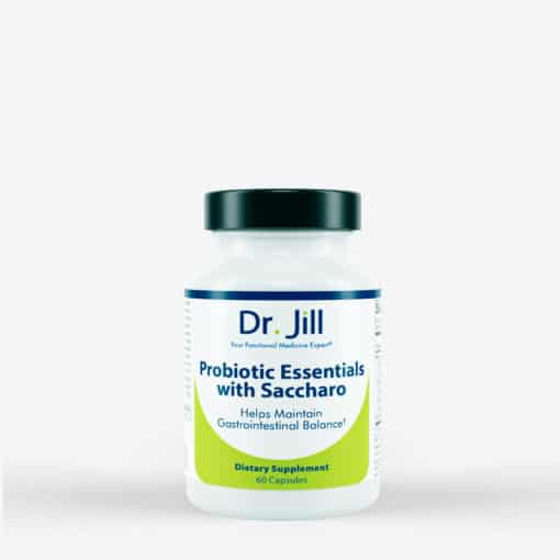 Dr. Jill's Health Probiotic Essentials with Saccharo