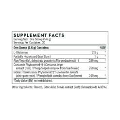 Entero Mend Supplement Info