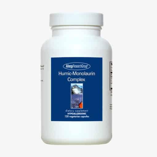 Humic-Monolaurin Complex 120 Vegetarian Capsules