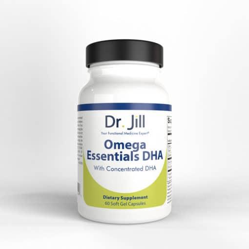 Dr. Jill Health® - Omega Essentials DHA 60 caps