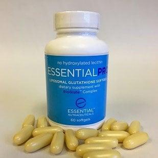 Liposomal Glutathione(Essential Pro) 60 softgels