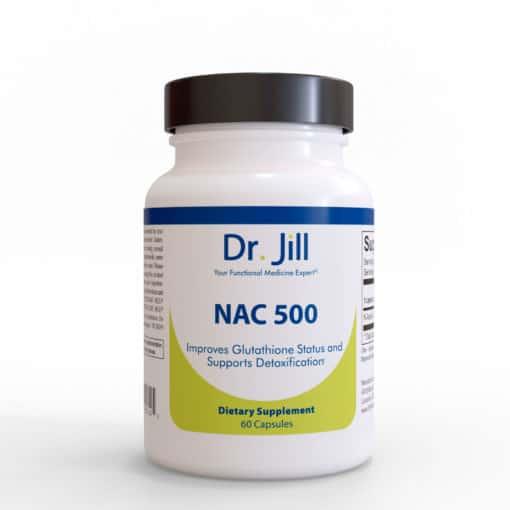 NAC 500 60 Caps