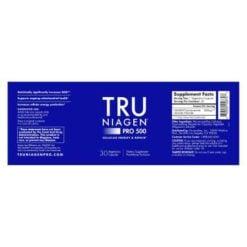 Tru Niagen® Pro 500