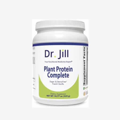 Dr. Jill Health® Plant Protein Complete Vanilla