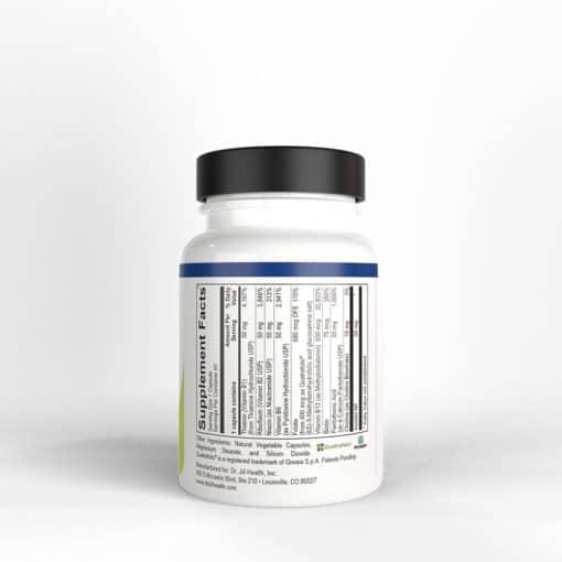 Dr. Jill Health® Activated B Complex 60 caps