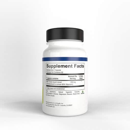 Dr. Jill Health® Silymarin 60caps