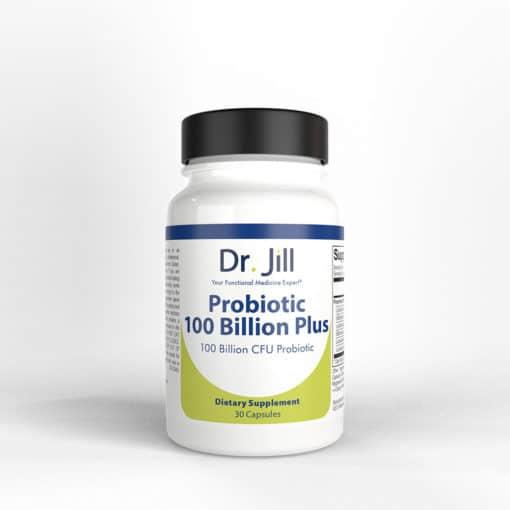 Dr. Jill Health® Probiotic 100 Billion Plus