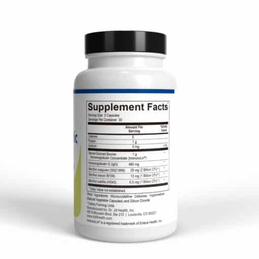 Dr. Jill Health® - Spore Probiotic Plus IgG 90 caps