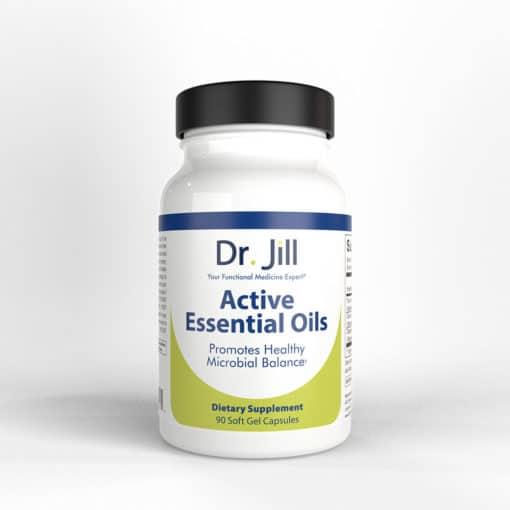 Dr. Jill Health®- Active Essential Oils 90 count